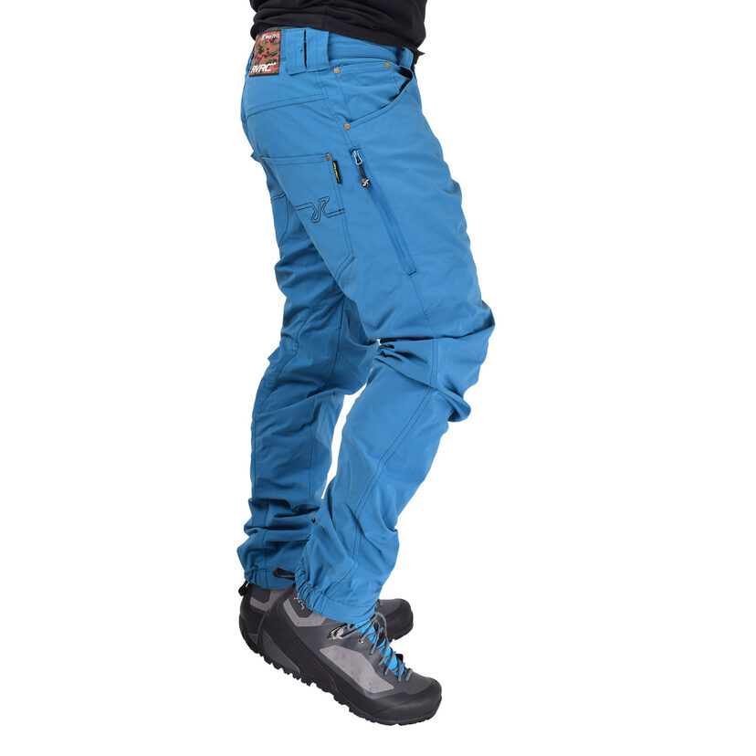 Twisted Outdoor Jeans Petrol Men