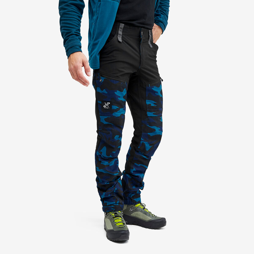 Gpx Pro Pants Blue Camo Men