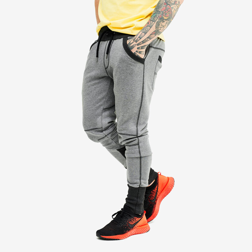 Cozy Pants Grey melange Men