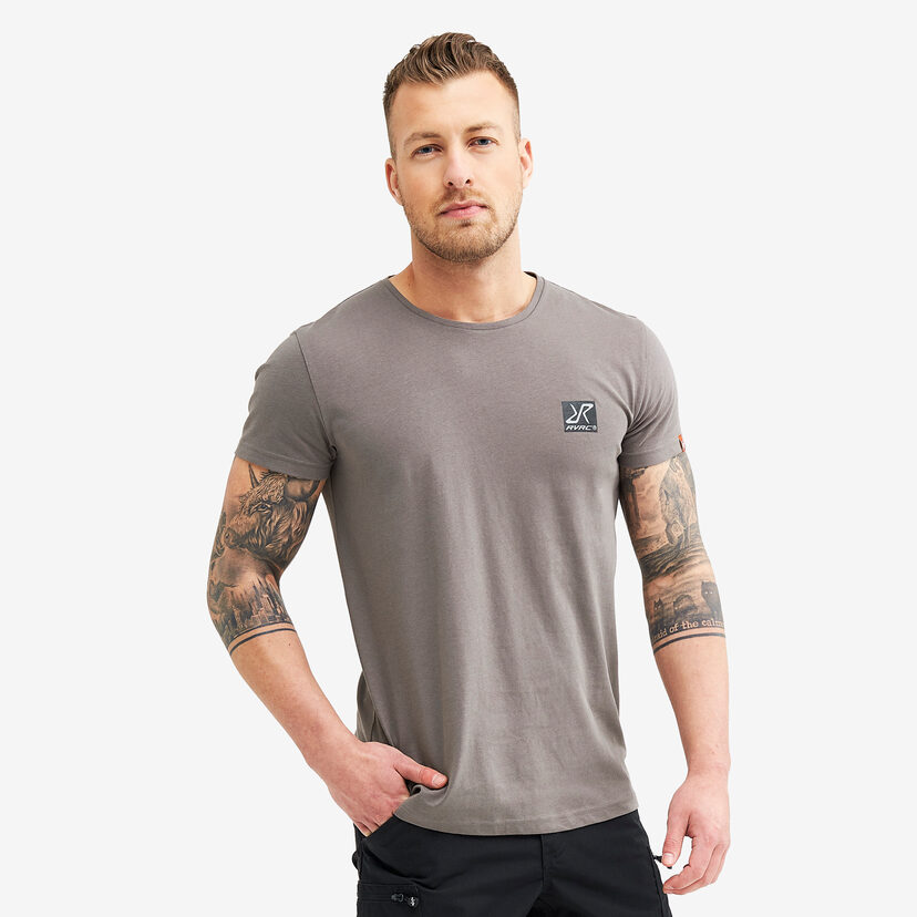 Geek Tee Dark Grey Men