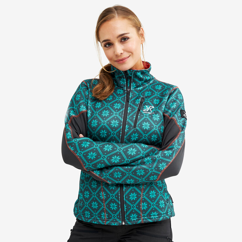 Fusion Fleece Snowflake Women