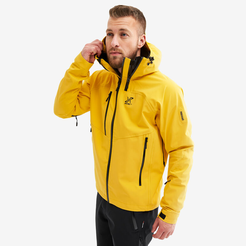 Cyclone Rescue Jacket 2.0 Yellow Men