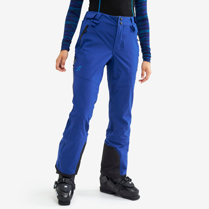Tornado Pants Blue Aster Women