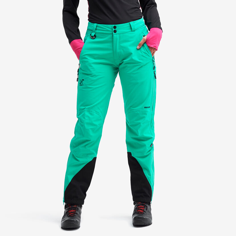 Cyclone Rescue Pants Spectra Green Women