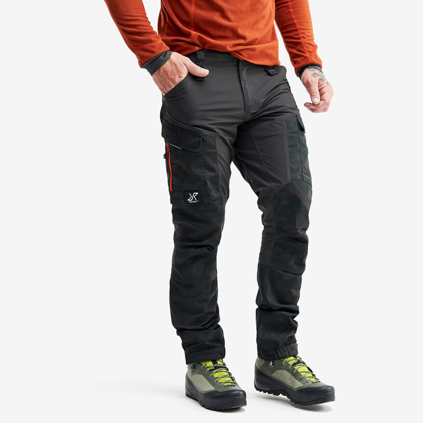 Gpx Pants Dark Camo Herr