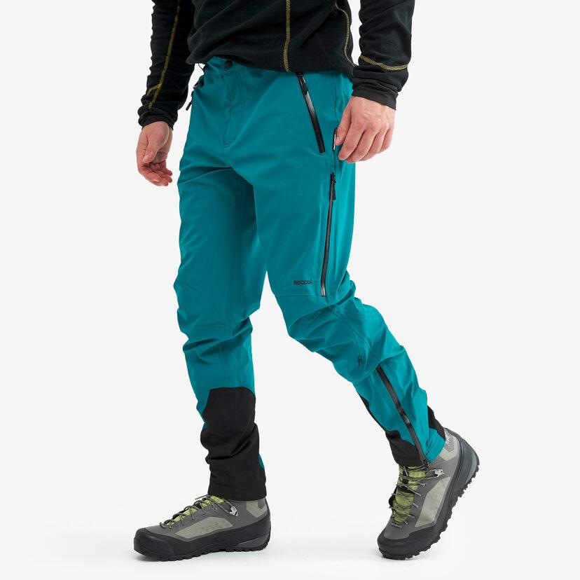 Cyclone Rescue Pants Dark Turquoise Men