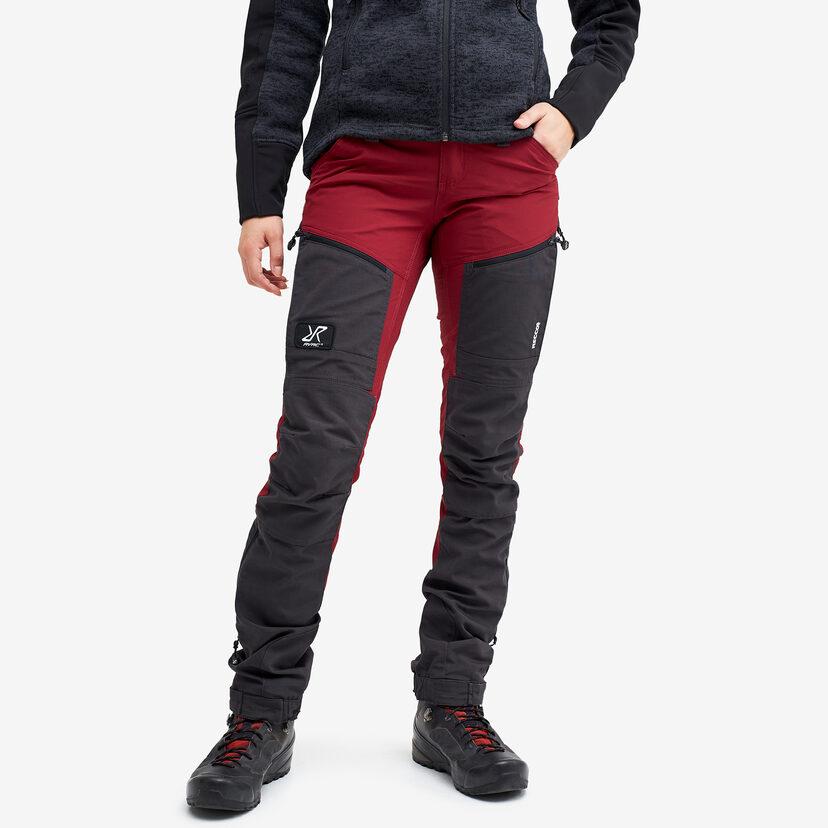 Gpx Pro Rescue Pants Dark Red Women