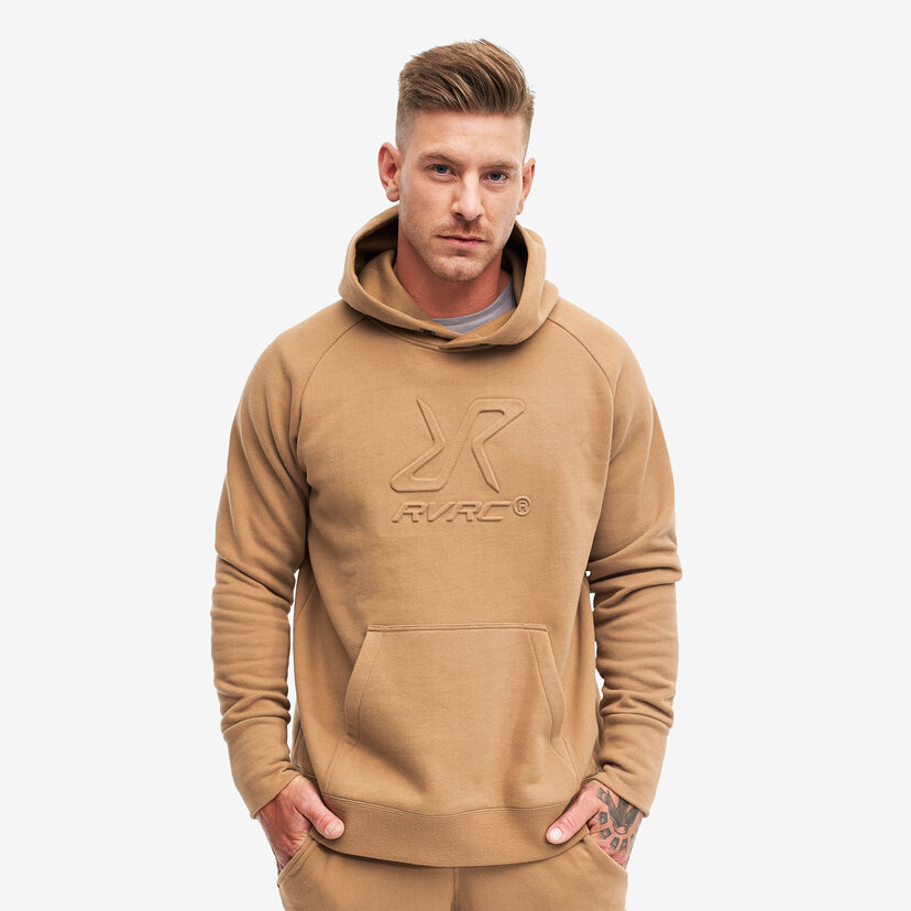 Slacker Hoodie Toasted Coconut Men
